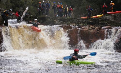 Tas Canoe Homepage